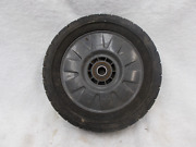 Honda Push Mower / Hrc 216 Commercial / Front Wheel Assembly / 8.5 Diameter
