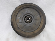 Honda Push Mower / Hrc 216 Commercial / Rear Wheel Assembly / 8.5 Diameter