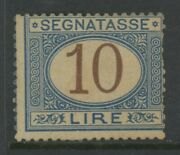 Italy, Mint, J19, Ng, With Friedl Certificate, Minor Toning, Clean And Sound