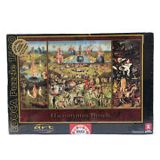 Educa Puzzle 1500 Garden Of Earthly Delights Hieronymus Bosch Fine Art Painting