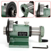 Special 5c Precision Spin Index Fixture Collet For Milling Collet Chuck 1-1/8