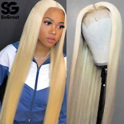 613 Lace Front Human Hair Wig Wig Brazilian Straight Short Wig Human Hair Wigs