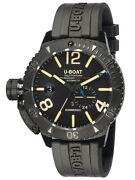 U-boat 9015 Sommerso Automatique 46mm 30atm