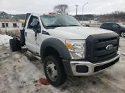Rear Axle Chassis Cab Drw 4.30 Ratio Fits 08-12 Ford F350sd Pickup 383916