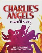 Charlieand039s Angels - The Complete Series Dvd New