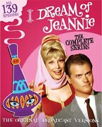 I Dream Of Jeannie - Complete Series Dvd New
