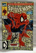 Stan Lee Signed Spider-man Original Edition Comic Book Jsa Authenticated N63883