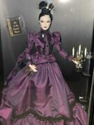 Haunted Beauty Mistress Of The Manor Barbie Doll Bdh39 Sealed In Shipper