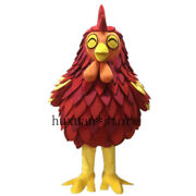Proud Cock Mascot Costume Birthday Party Fancy Dress Cosplay Game Dress Outfits