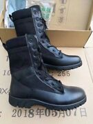 17and039s Series China Pla Armynavy2nd Artillery Combat Cattle Leather Bootssummer