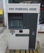 Scheidt And Bachmann Parking Payment System - Parts Or Repair
