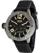 U-boat 9007 Sommerso Automatik 46mm 30atm