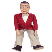1965 Jerry Mahoney Ventriloquist Doll By Juro Minty