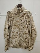 Pcu Level 4 Aor1 Us Navy Seal Swcc Nsw Wind Shirt Small Ptt6