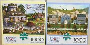 2 Charles Wysocki 1000 Pc Jigsaw Puzzles Andndash Love And Nantucket Winds