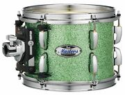 Pearl Masters Maple Complete 24x18 Bass Drum W/o Bb3 Bracket Absinthe Sparkle