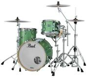 Pearl Masters Maple Complete 3-pc. Shell Pack Absinthe Sparkle Mct903xp/c348