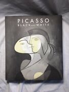 Picasso Black And White Rare Collectable Like New
