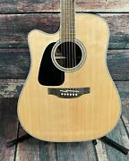Takamine Left Handed Gd51ce-nat Acoustic Electric Guitar