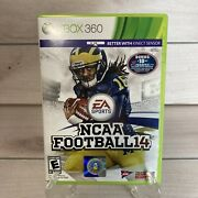 Ncaa Football 14 Microsoft Xbox 360, 2013 - Tested Working Complete