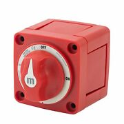 Blue Sea 6006 M-series Battery Switch Single Circuit On/off Marine Boat Tool