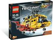 Lego Technic Helicopter 9396 2 In 1 Model =new