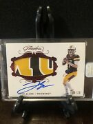 2018 Panini Flawless Josh Allen Jersey /20 Rookie 3 Color Patch Auto Sealed