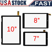 Replacement Touch Screen Digitizer Panel For Onn Tab Onn Surf 7 8 10.1 Tablet