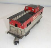 Marx 20122 Nyc Pacemaker Caboose