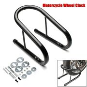 Motorcycle Wheel Chock Kit Scooter Bike Stand Trailer Car Mount Mcch5.5 5.5 Inch