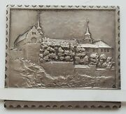 Norway - Silver Medal - International Stamp Exhibition - Oslo 1980 48x43mm958