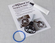 New Replacement Blade With Retaining Ring For Robocut Family Home Haircut System