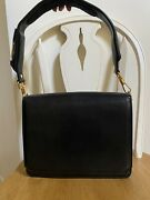 Nwt Auth Tom Ford Black Leather Purse 5560