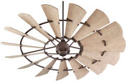 New 72 Windmill Farmhouse Ceiling Fan Oil Rubbed Bronze Indoor