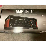 Line 6 Amplifi Table Top Multi-effects W / Box And Power Adapter [excellent]