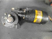 Used Baldor Gear Drive Motor For Lincoln Impinger 1000 For Parts/rebuild Only