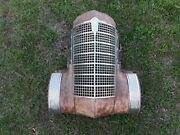 1937 Oldsmobile Grille And Grille Shell Assembly