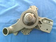 Trw Water Pump Fp1304 Ford Truck 1961-63 302 332 V8 With High Fan C3tz-8501a