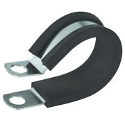Ancor Stainless Steel Cushion Clamps - 1-1/4 - 10-pack