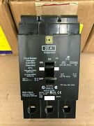 Lot Of 9 Square D Egb34020 3-pole, 20 Amp Breakers, New, Not In Original Boxes