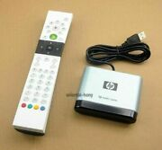 New Philips Rc1974501/00 Remote Control And Hp Media Center Mce Usb Ir Receiver