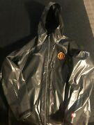 Team Issued Manchester United- Columbia Jacket Plus Maui Jim's Team Issued Lot