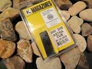 Single Fits Astra Cub Mags Magazine Discontinued 6 Round Blue New .25 25 Acp