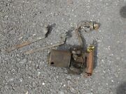 Windshield Wiper Motor 6 Volt Ewh 4001 Auto-lite Arms And Switch