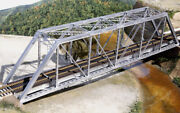 Central Valley 1906 - 150ft Gusseted Truss Bridge - Ho Scale