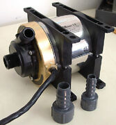Cal Marine Air Conditioning 115v Ac Pump Ms1200 - Backordered Until Oct 20th