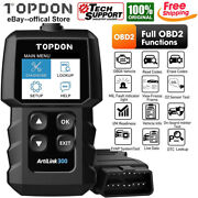 Obd2 Can Bus Code Reader Scanner Car Engine Diagnostic Scan Tool For Toyota Ford