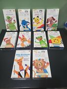 Baby Einstein- Entire Video Collection 10 Vhs Tapes In All