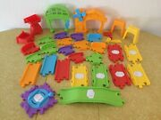 My First Thomas And Friends Railway Pals Train Track Parts Lot 29 Pieces