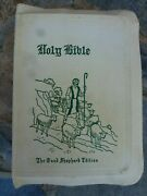 The Good Shepard Edition Christian Workers Bible 1946 Leather